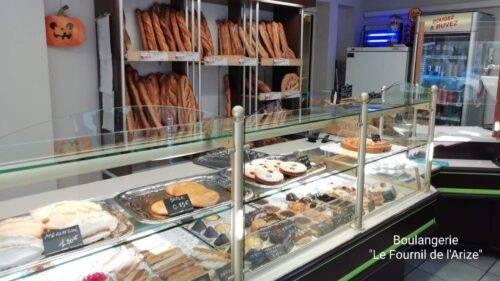 Daumazan-sur-Arize Boulangerie