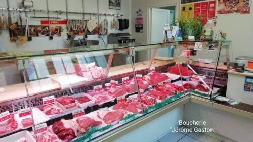 Daumazan-sur-Arize Slagerij Boucherie