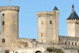 Toerisme Ariège Foix Kasteel