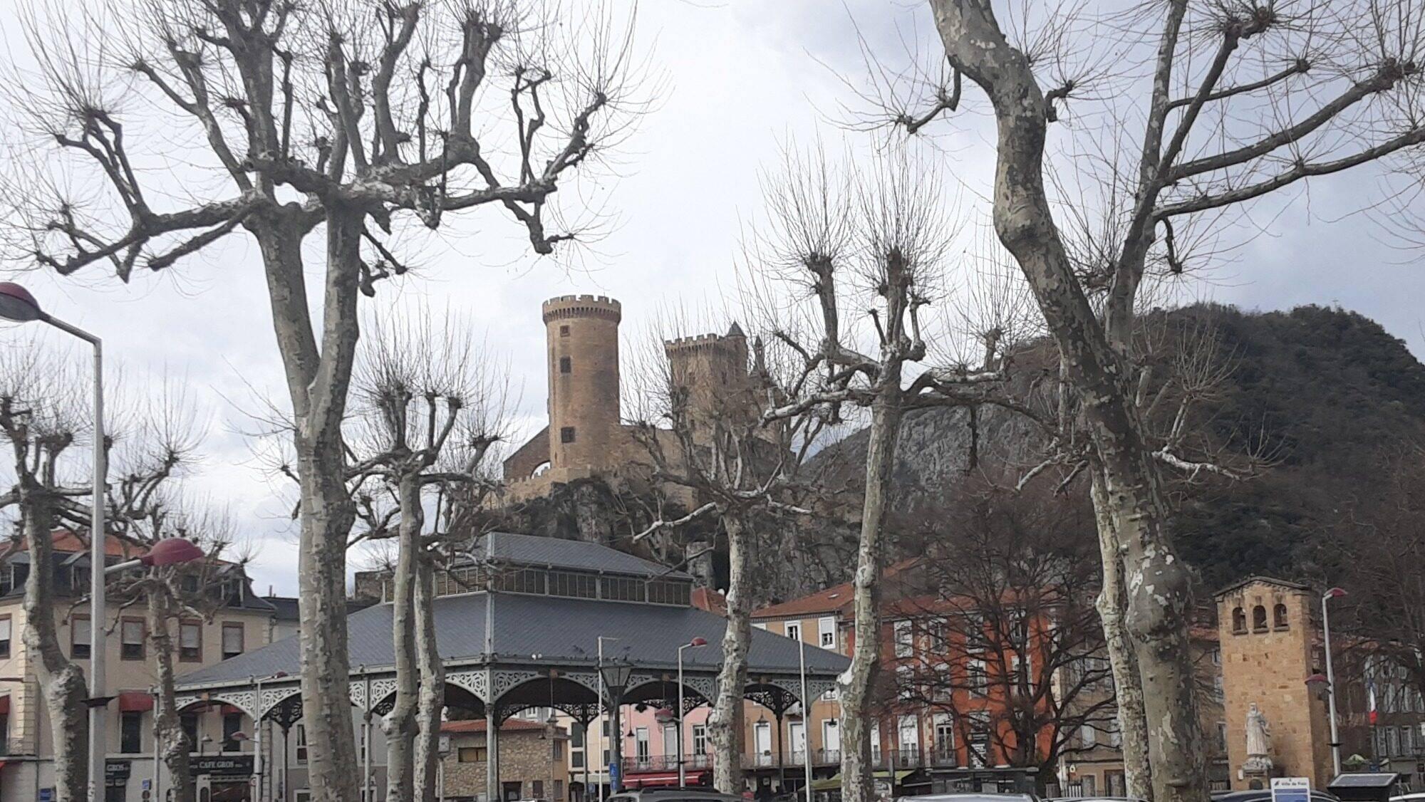 Toerisme Ariège Foix