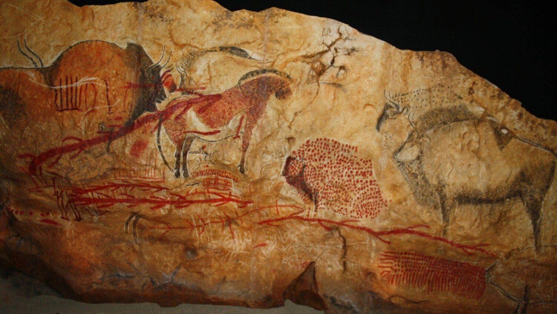 Grotten Recreatiepark Parc de la Préhistoire grotte de niaux