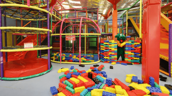 Toerisme Ariège Kinderen Pret Indoor Speeltuin