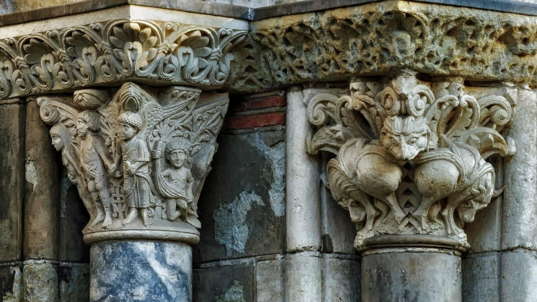 Toerisme Toulouse de roze stad, basilique St. Sernin