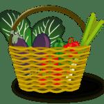Markten Brocantes Festiviteiten Mand Illustratie