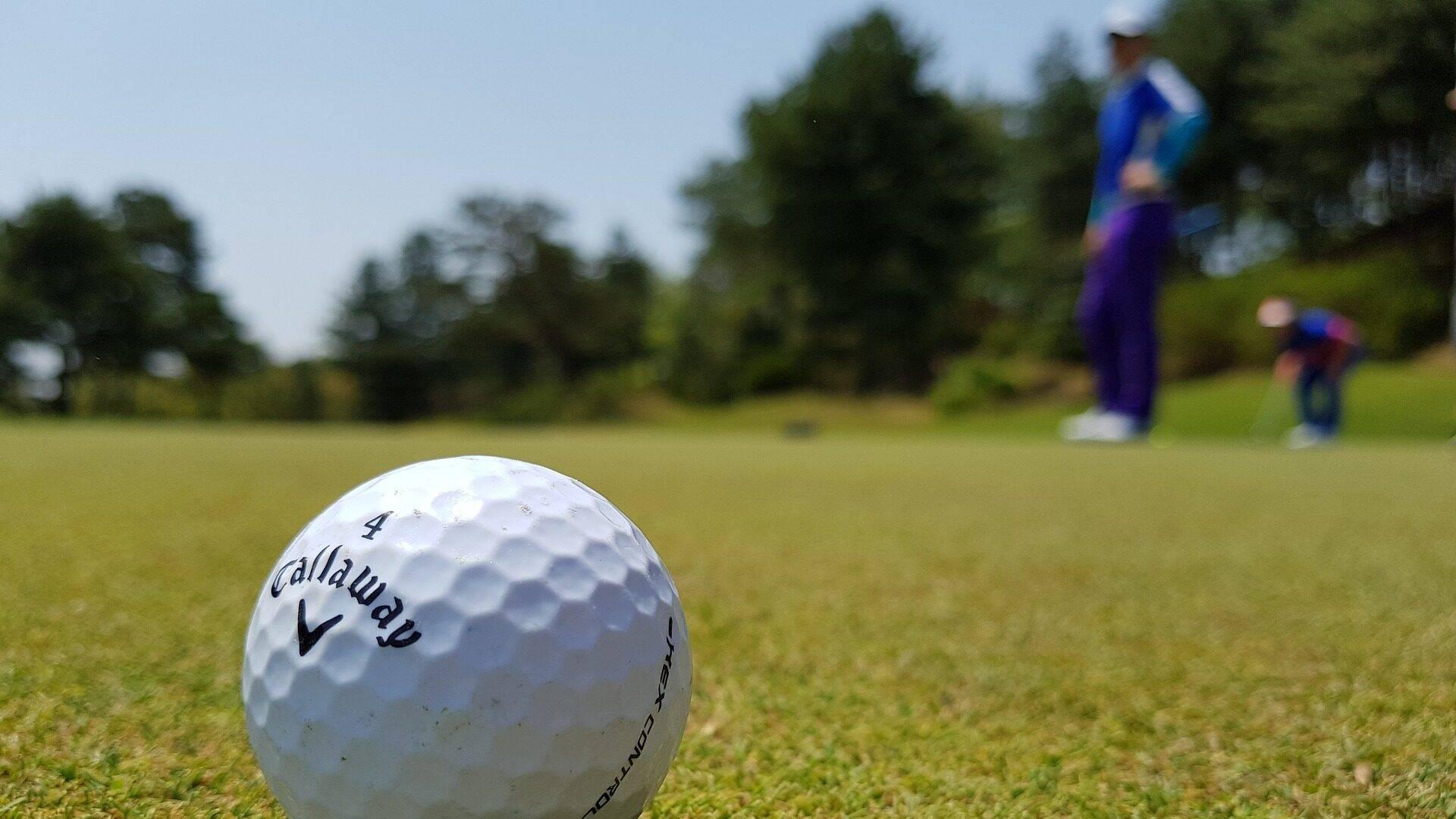 Toerisme Ariège Sport Golf Golfcourt