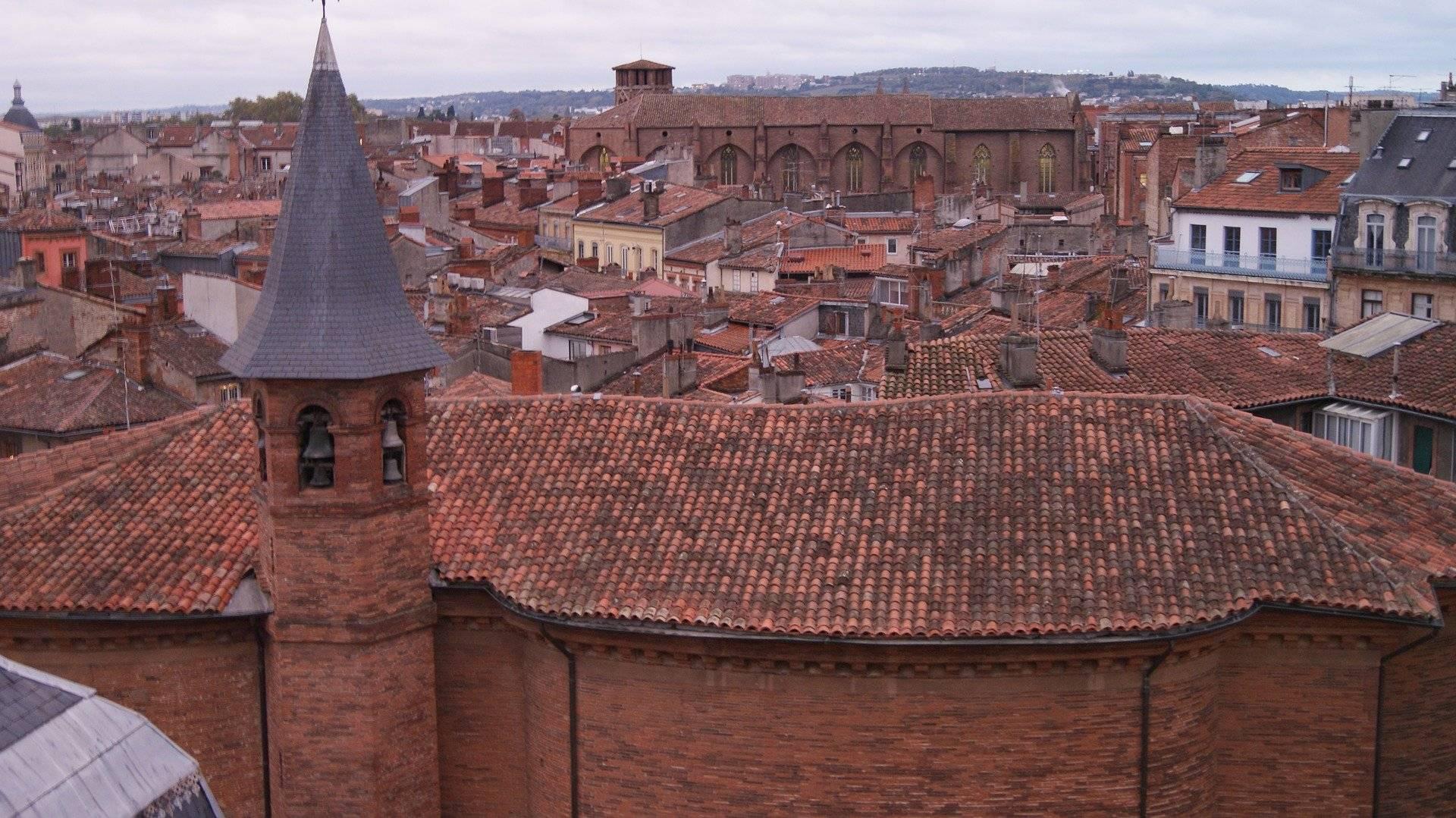 Dorpen & Steden Toerisme Toulouse de roze stad