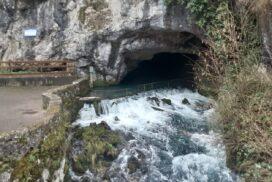 Fontestorbes waterval intermittente