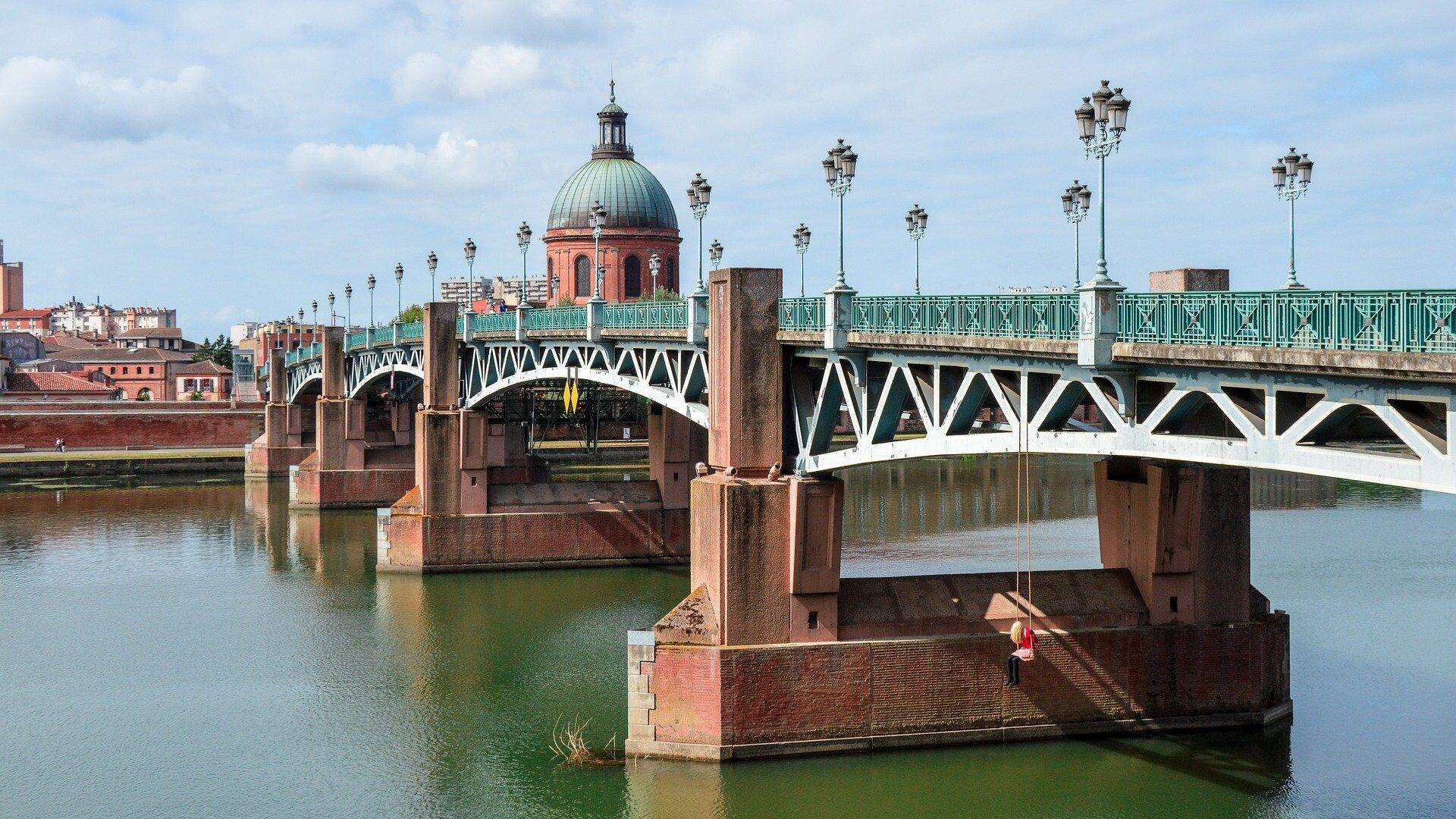 Toulouse brug