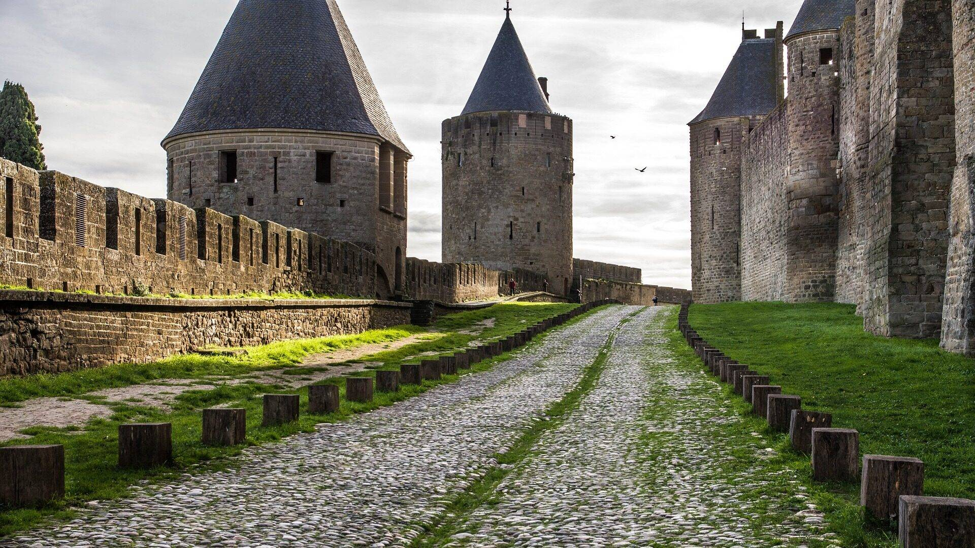Toerisme Carcassonne vestingstad