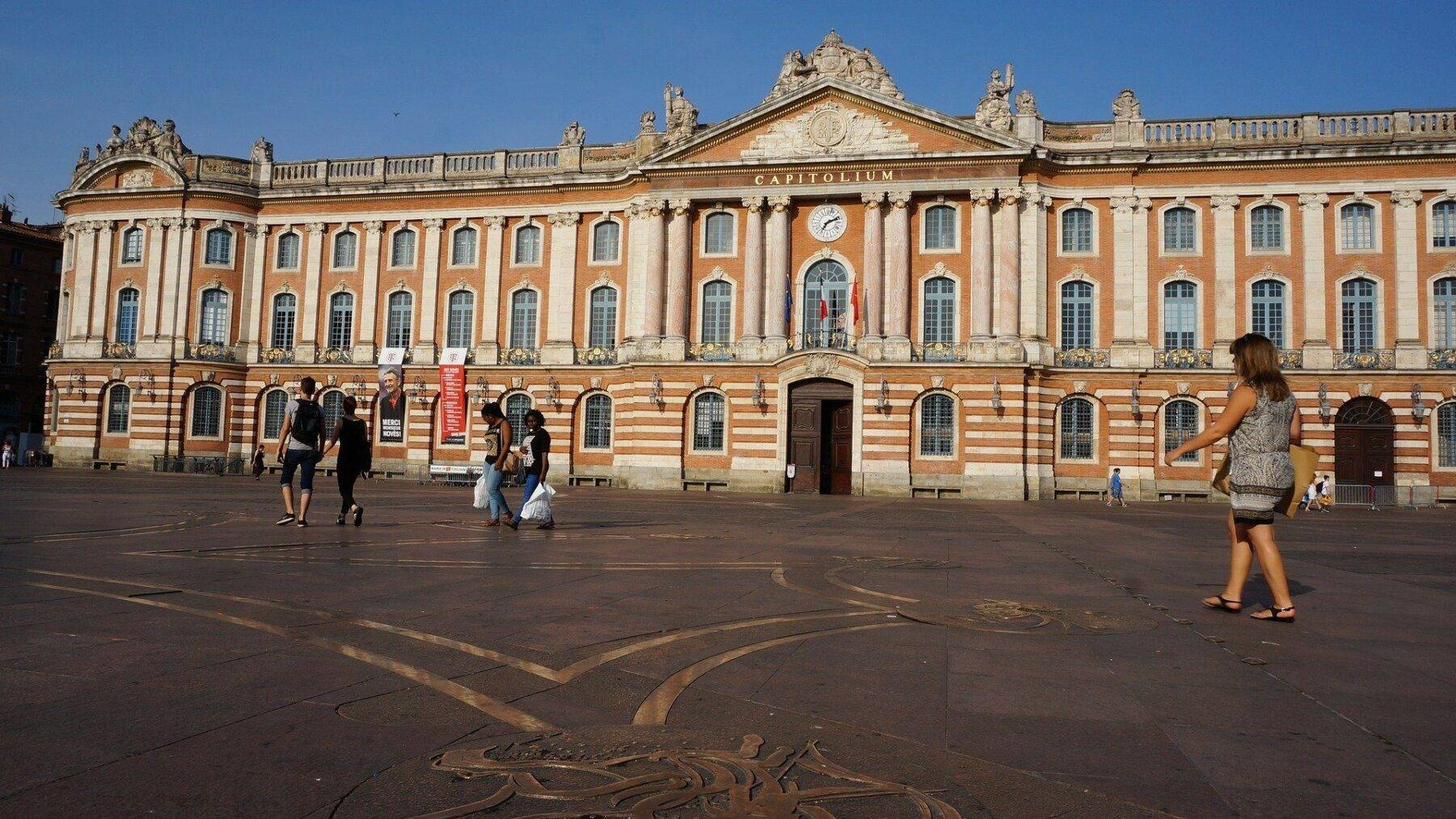 Toulouse Place Capitole