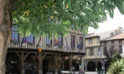 Toerisme Ariège Bastidedorp Mirepoix