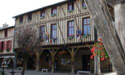 Middeleeuws Toerisme Ariège Bastidedorp Mirepoix