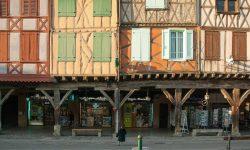 Middeleeuws Toerisme Ariège Mirepoix